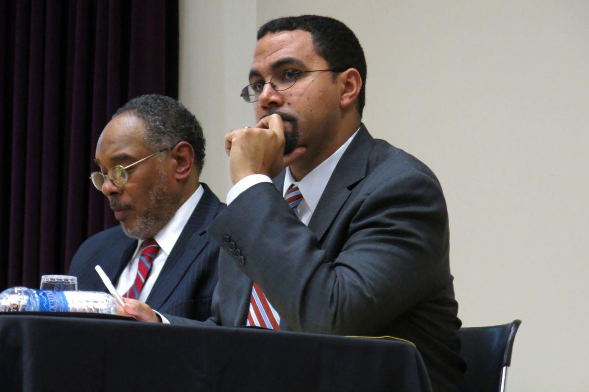 Former New York State Education Commissioner John King will take over for Arne Duncan as U.S. education secretary.