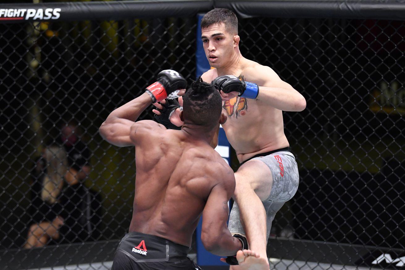 UFC Fight Night: Osbourne v Rivera