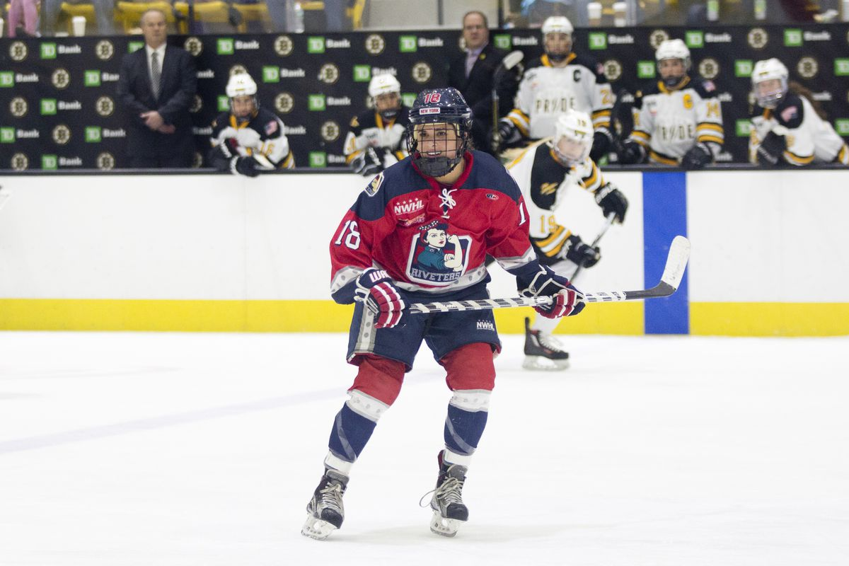 top 10 players to watch in the nwhl the ice garden