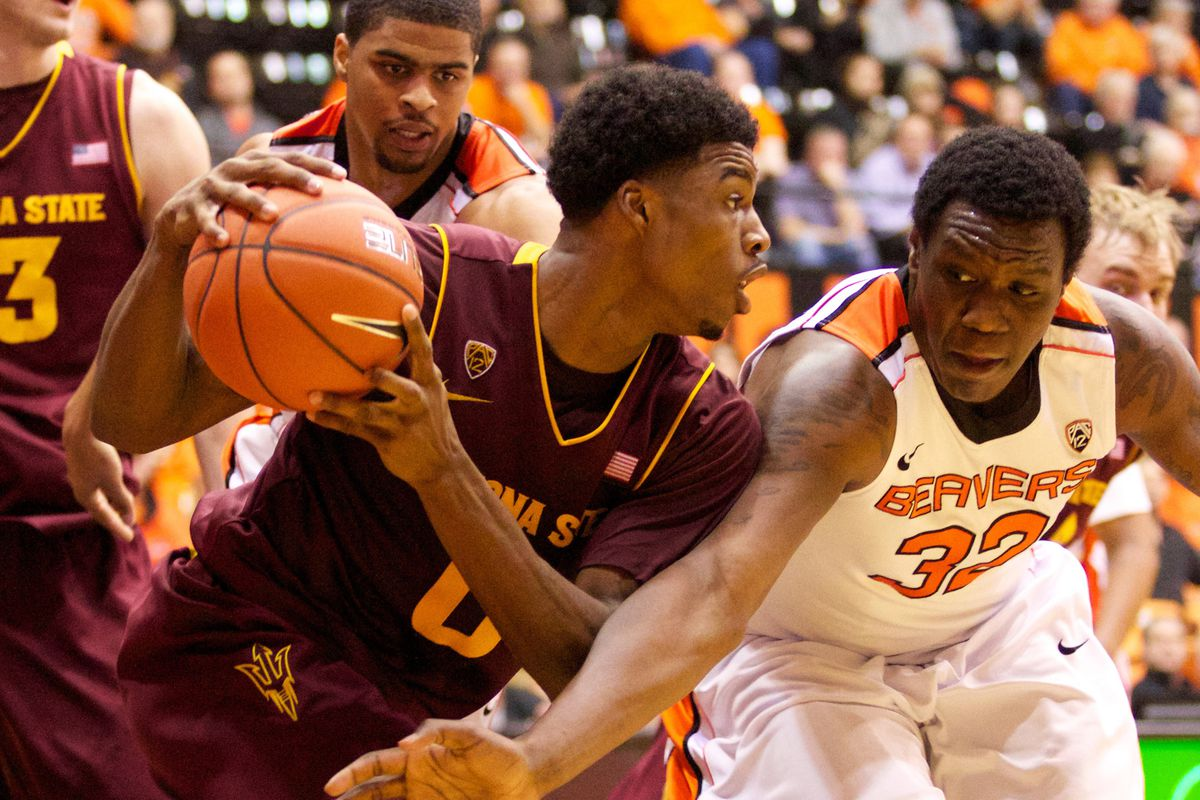 Carrick Felix was superior in the Sun Devils' 72-62 win over Oregon State