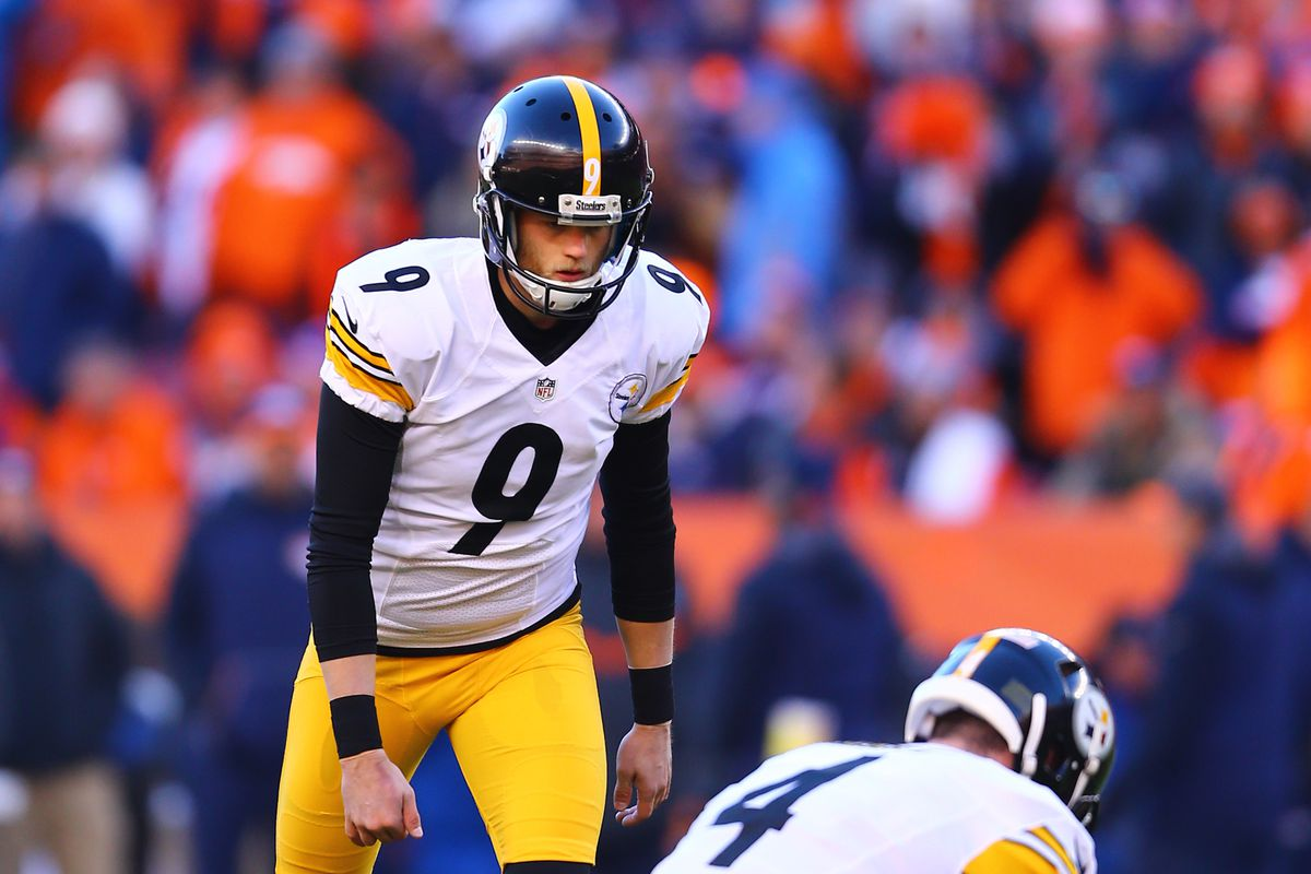 61f9f955ef1 Passing the Steelers Torch: Shaun Suisham to Chris Boswell - Behind ...