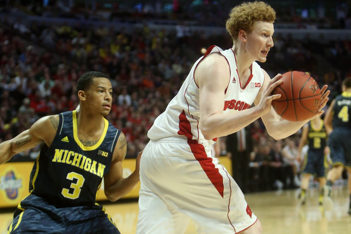With Burke and Breusewitz gone, who will step up in this year's edition of Michigan and Wisconsin?