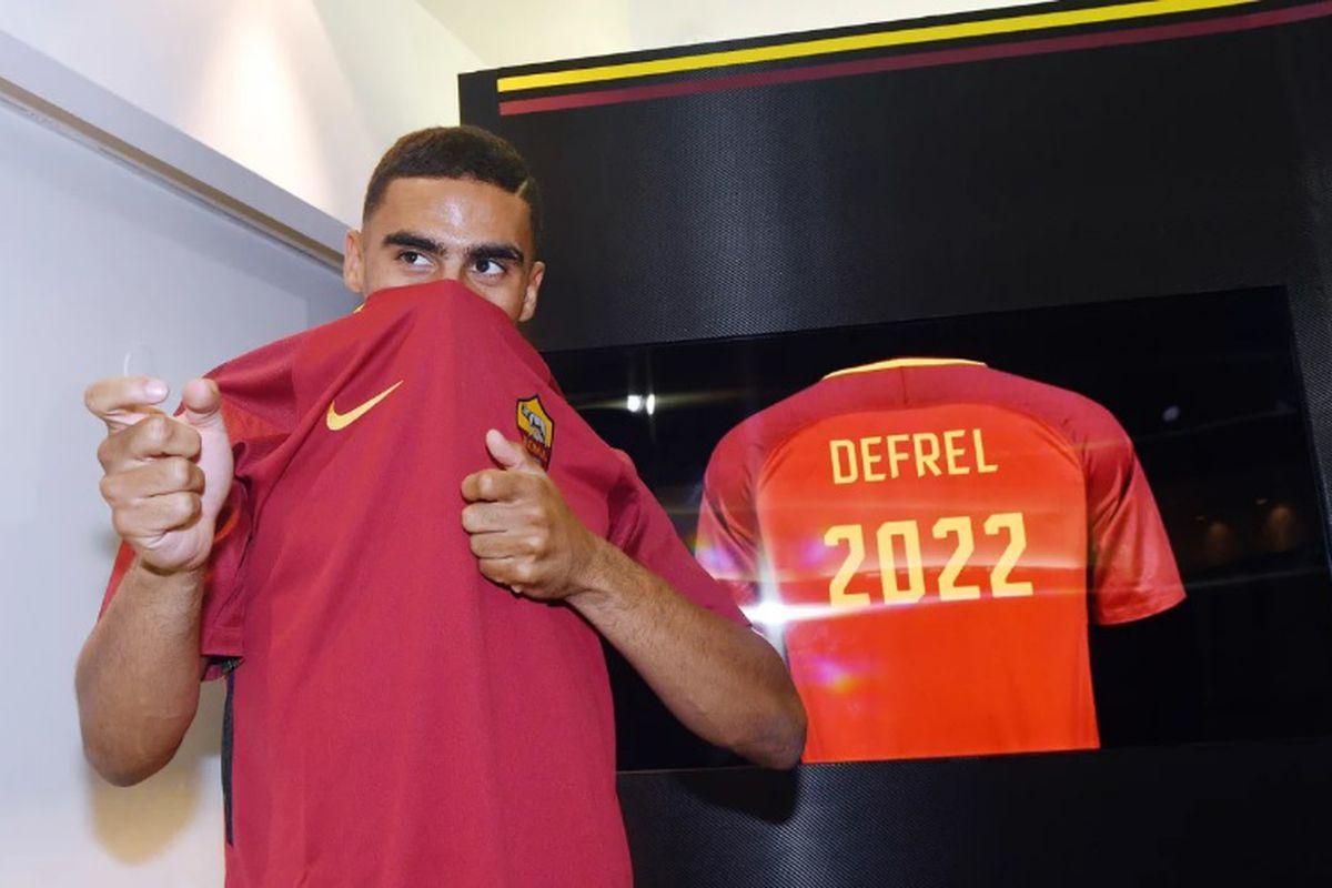 Official: Roma Signs Gregoire Defrel - Chiesa Di Totti