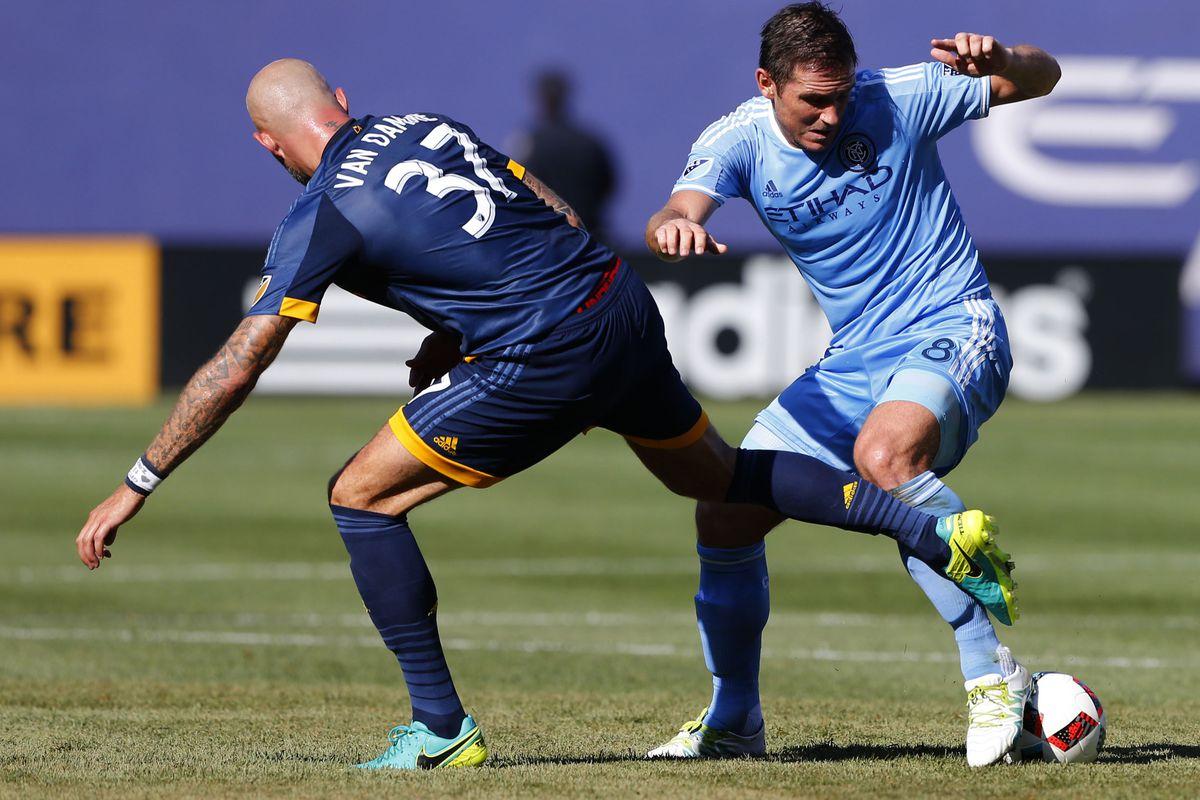MLS: LA Galaxy at New York City FC