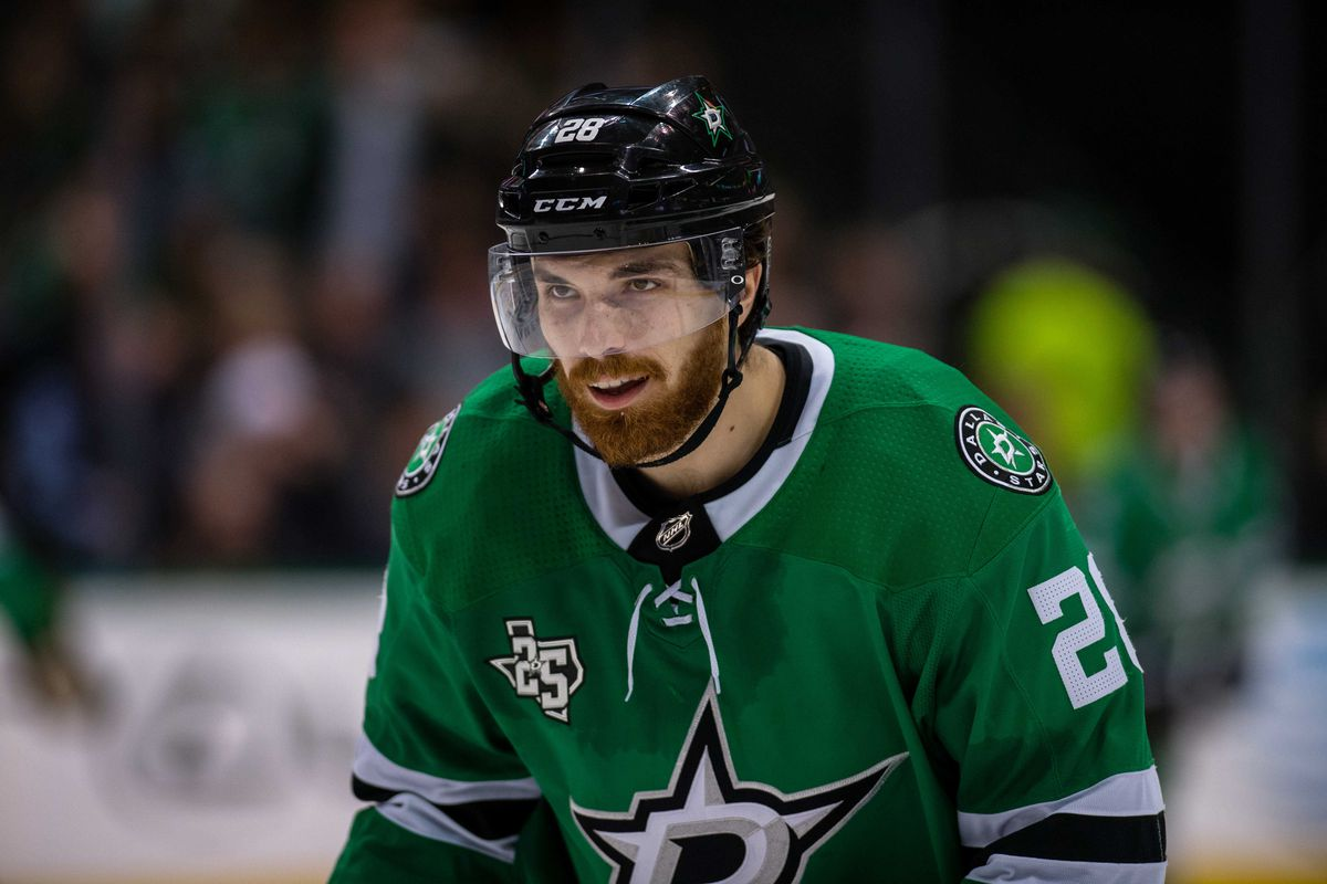 Dallas Stars Daily Links A New Chapter In The Stephen Johns Story