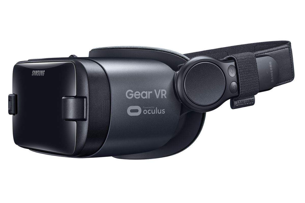 Gear VR's latest iteration is more about the phone than the