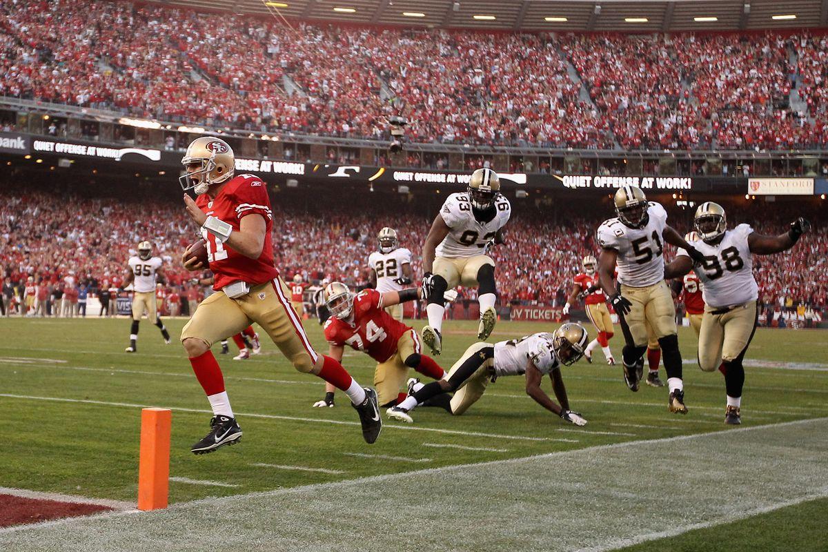 Divisional Playoffs - New Orleans Saints v San Francisco 49ers