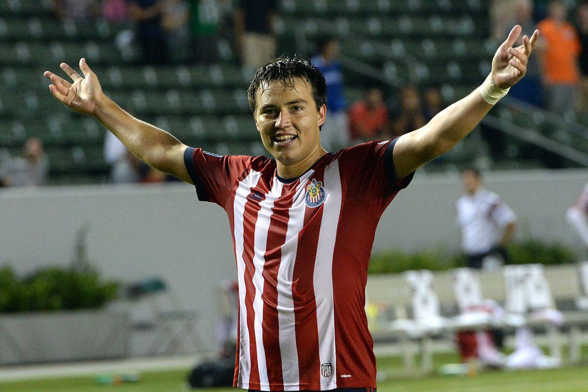 No-one will be breaking Cubo's records in Chivas colours.