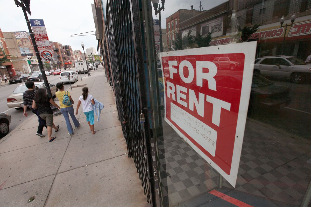 Vacancy Rate For Chicago Retail Space Hits 15 Year High
