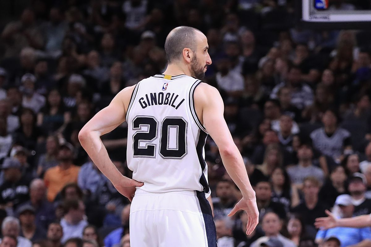 Ginobili set for Spurs return