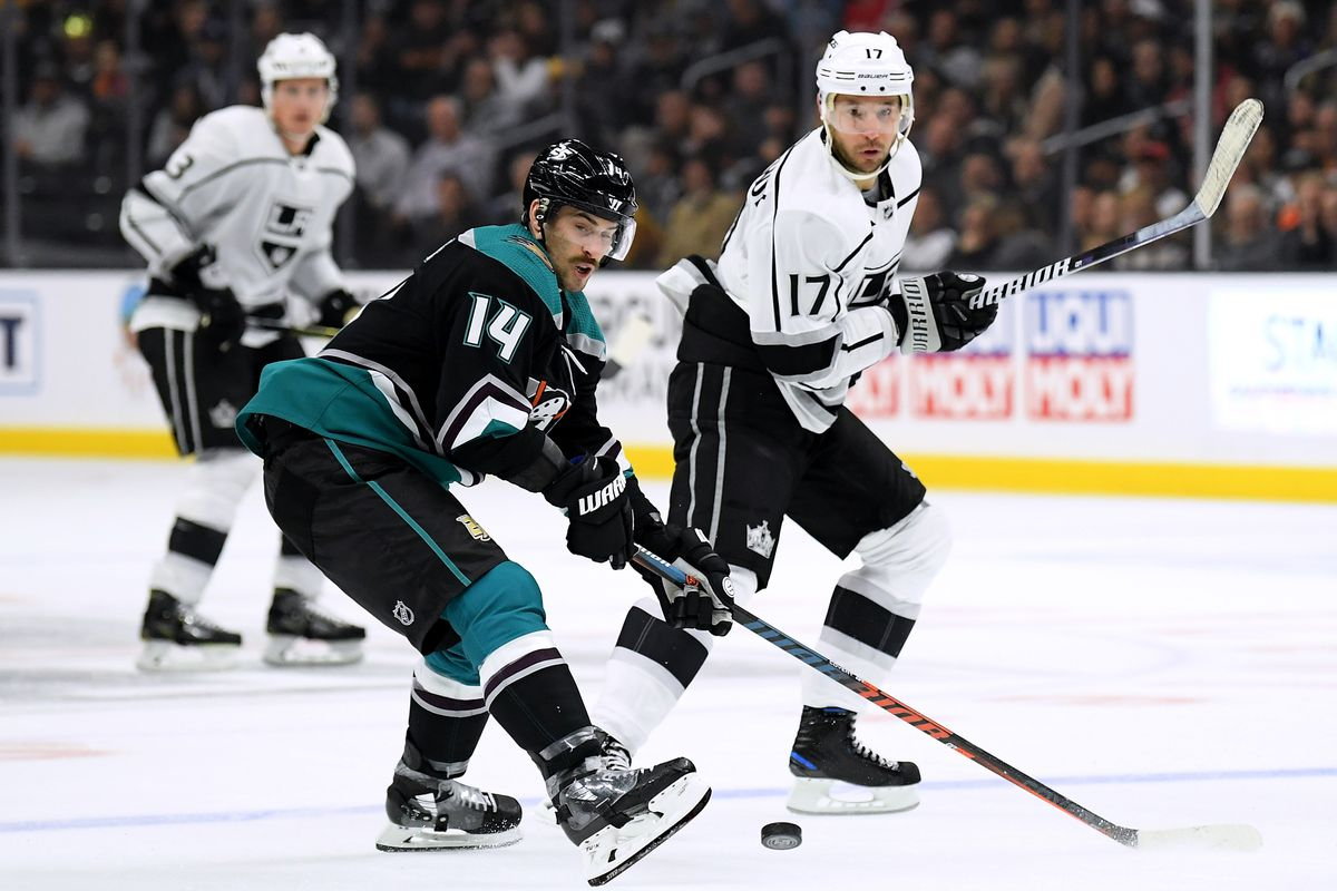 Game Day Preview #69, Los Angeles Kings @ Anaheim Ducks