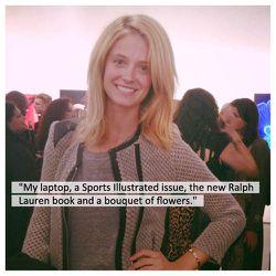 —Kate Bock, Model, Elite Models