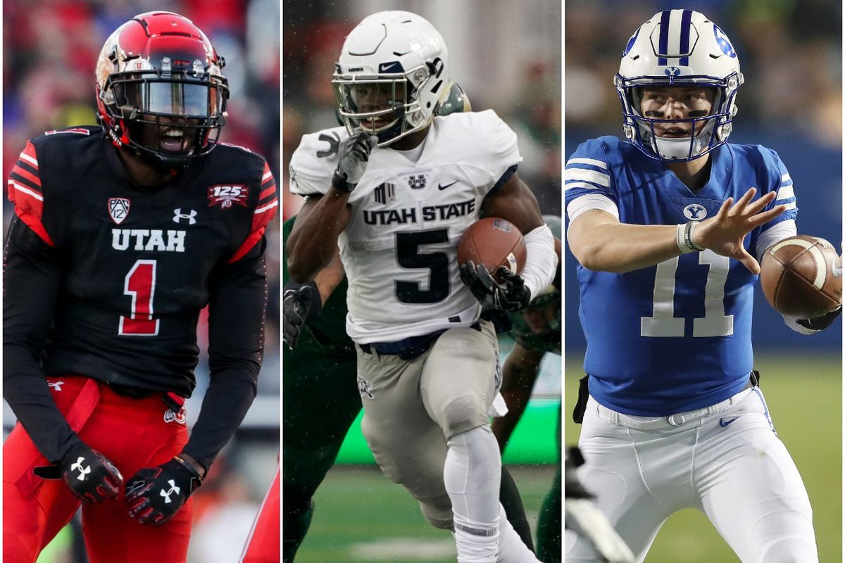 Utah, Utah State and BYU all learned their bowl destinations Sunday. The Utes will face Northwestern in the Holiday Bowl, the Aggies play North Texas in the New Mexico Bowl and the Cougars take on Western Michigan in the Famous Idaho Potato Bowl.