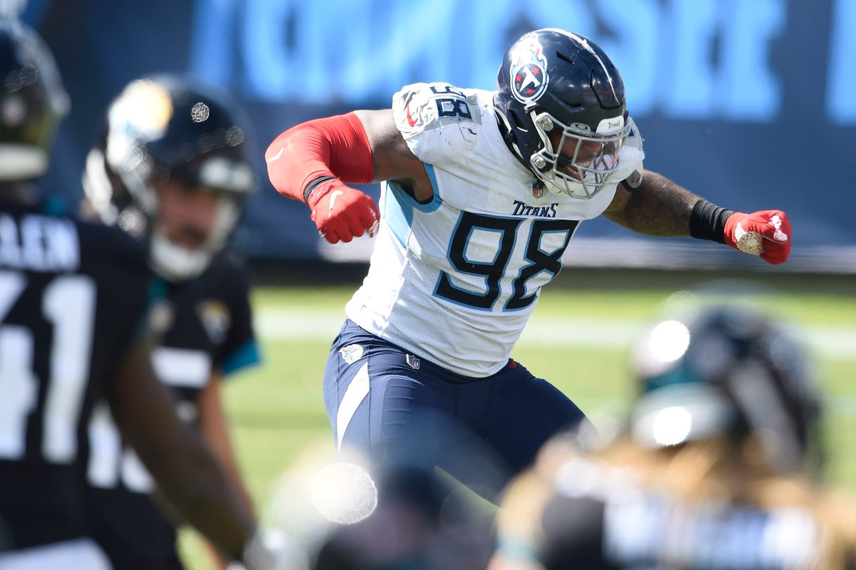 Titans Activate Jeffery Simmons From Reserve Covid List Other Roster Moves Music City Miracles