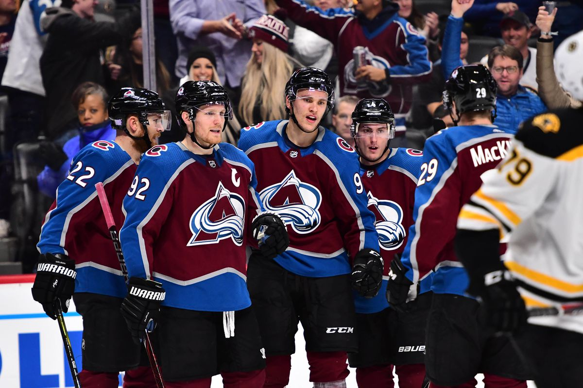 Tyson Barrie is an irreplaceable piece for the Colorado Avalanche ... c7fe5af78