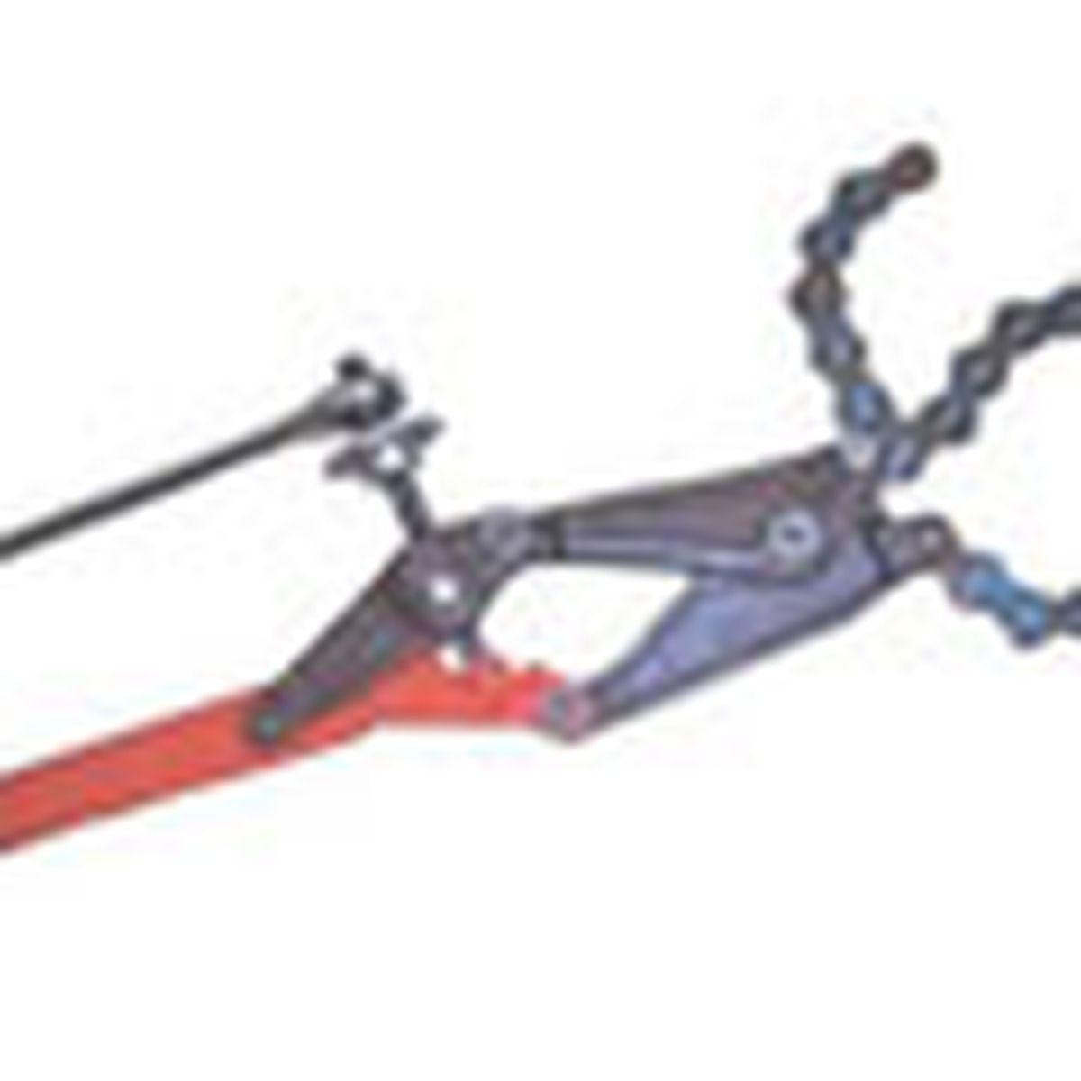 cast-iron pipe cutter