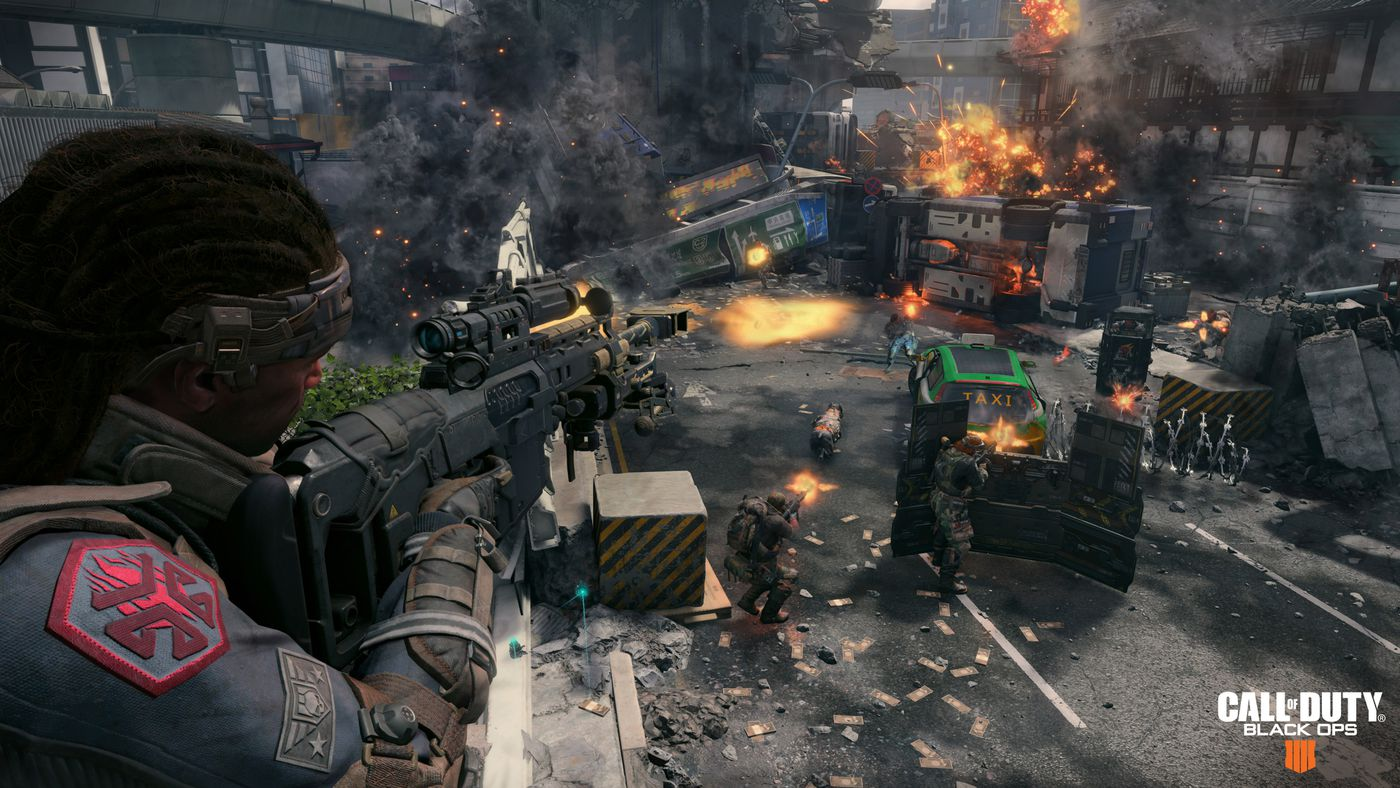Call of Duty: Black Ops 4 review: a great shooter that isn't afraid