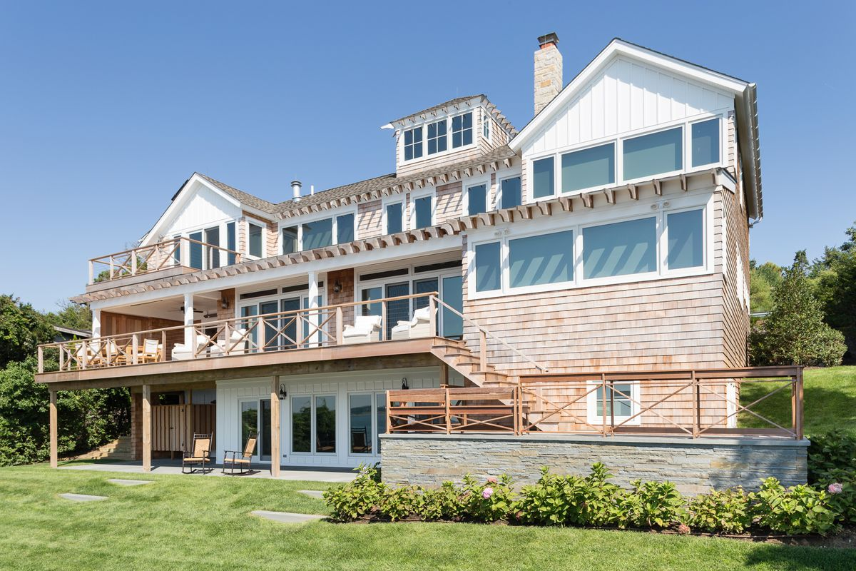 The 4 Best Homes In The Hamptons By Architect Pamela