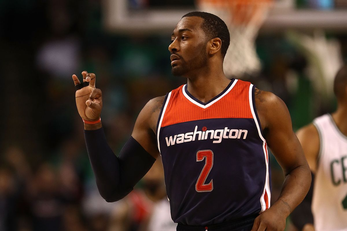 the latest 036d7 63115 John Wall, Wizards agree to a 4-year, $170 million 'supermax ...