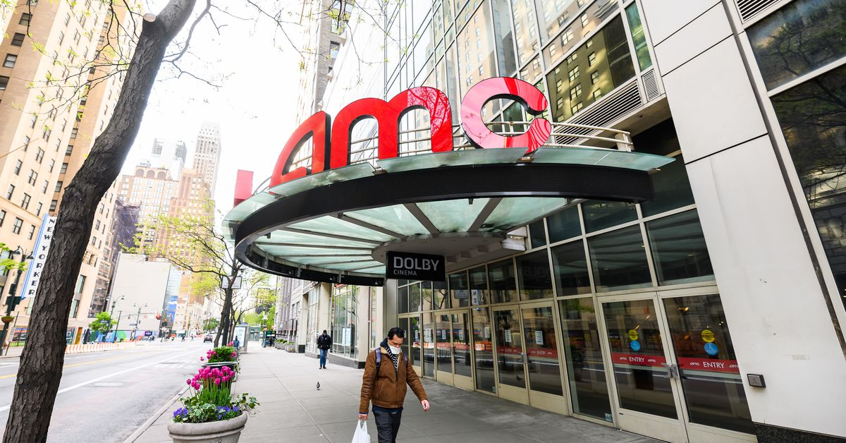 AMC Looks At Reopening Theaters As Revenue Evaporates During Worldwide Lockdowns