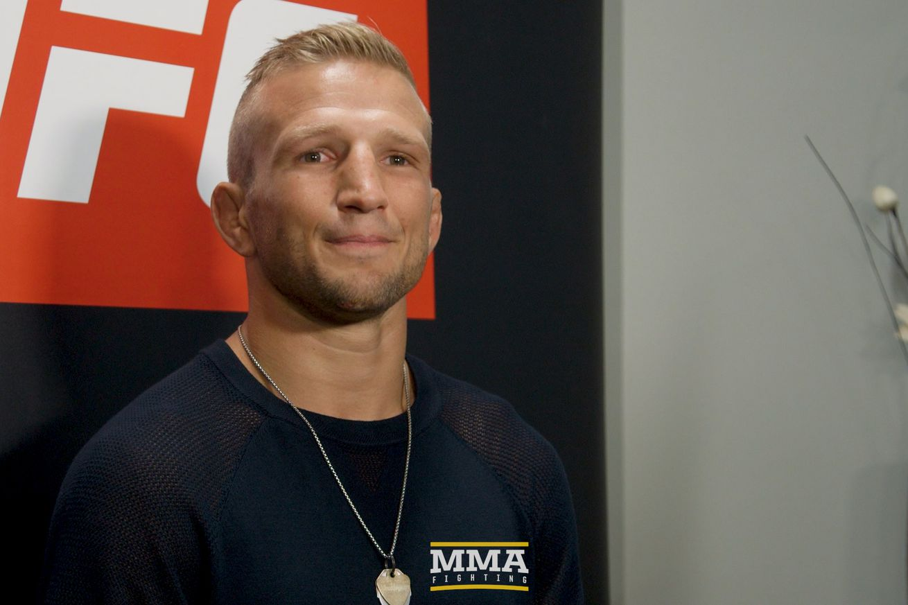 community news, T.J. Dillashaw abandons plans to fight at flyweight