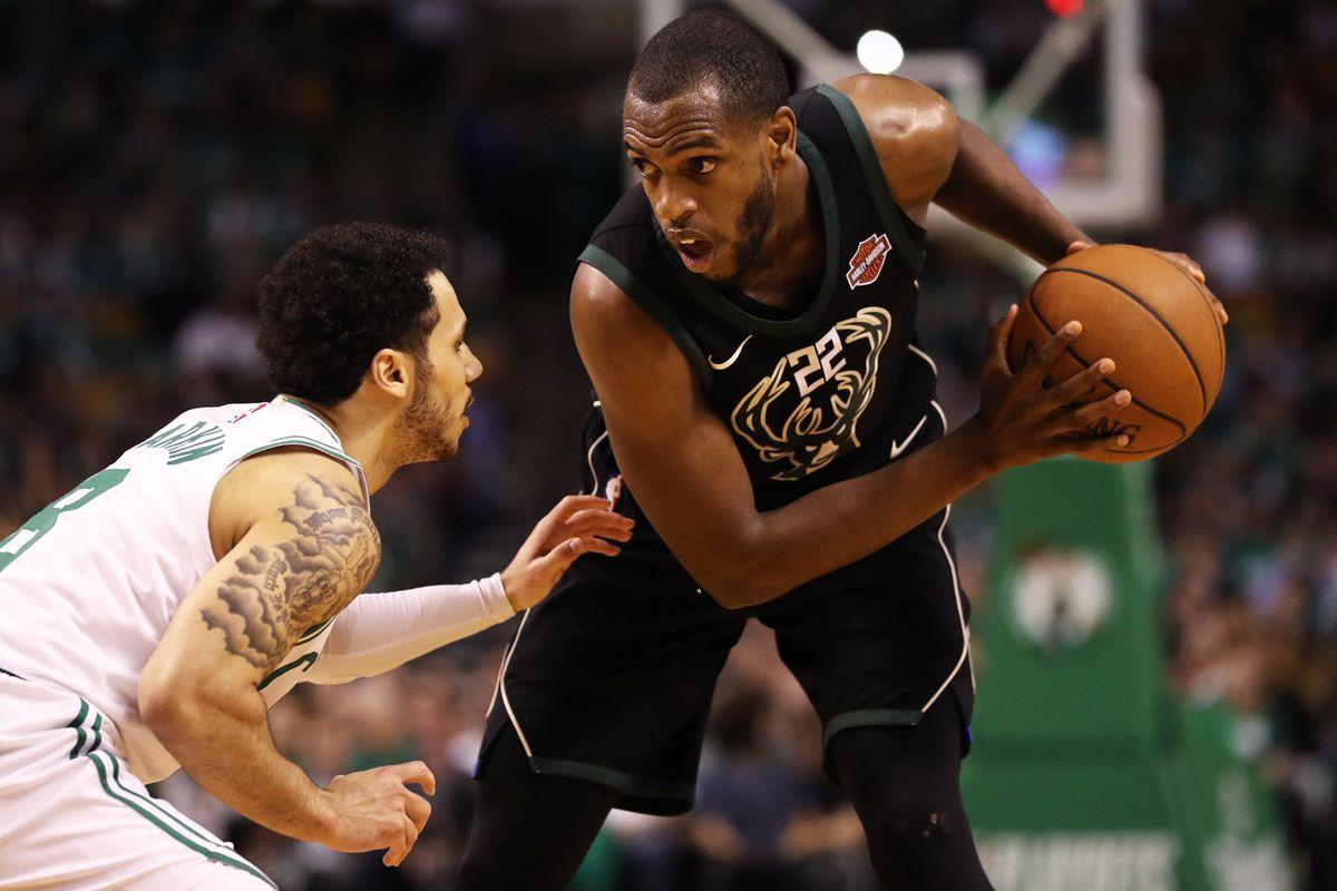 Milwaukee Bucks v Boston Celtics - Game Five