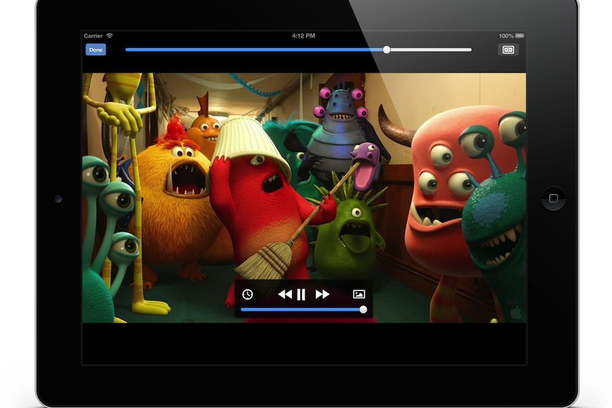vlc ipad playback (official)