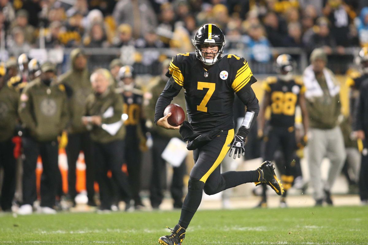 a00bcfbdafeffb The Steelers Week 10 win was almost perfect, so don't dare complain ...