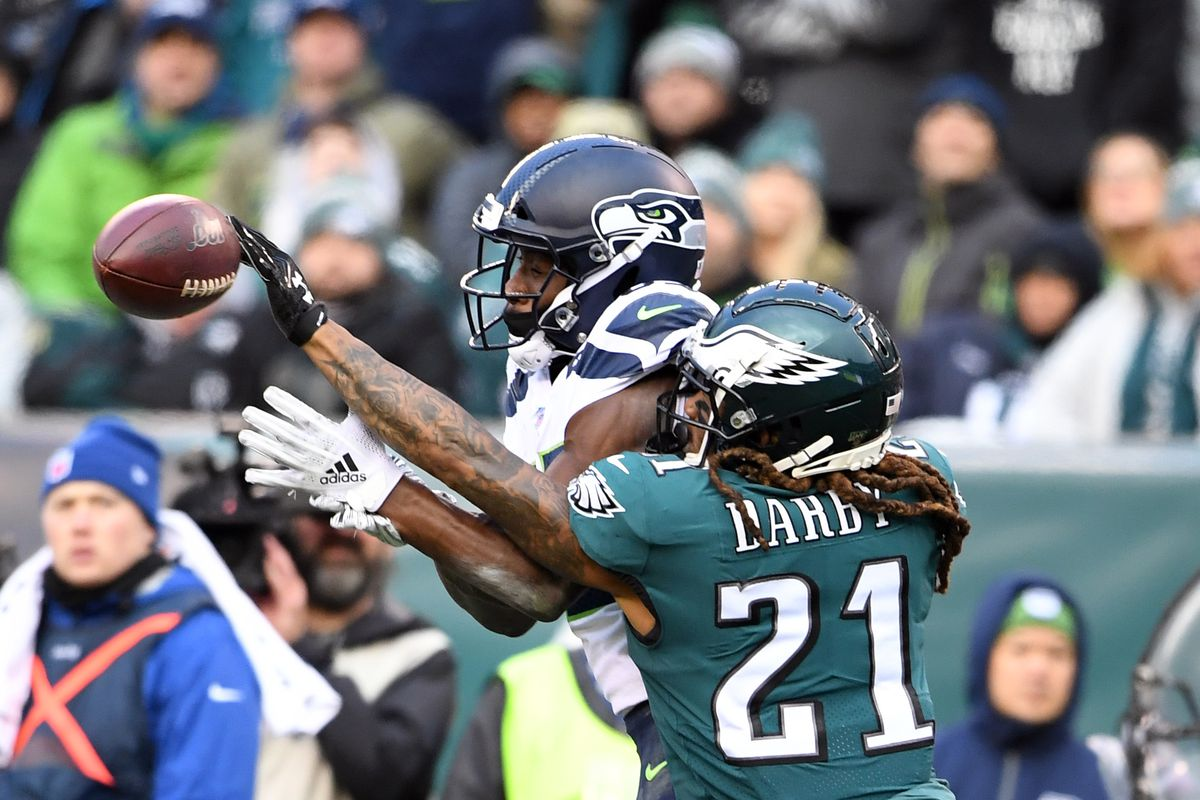 David Moore has been a staggeringly inefficient receiver for the Seahawks