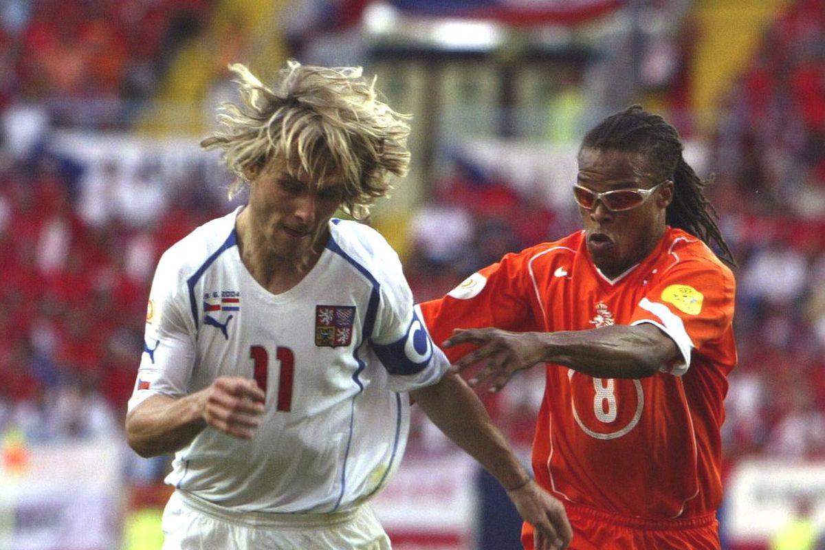 Fussball: EM 2004 in Portugal, NED-CZE