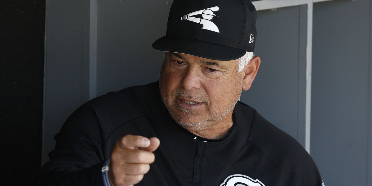 There's no containing Rick Renteria's optimism for 2020 White Sox