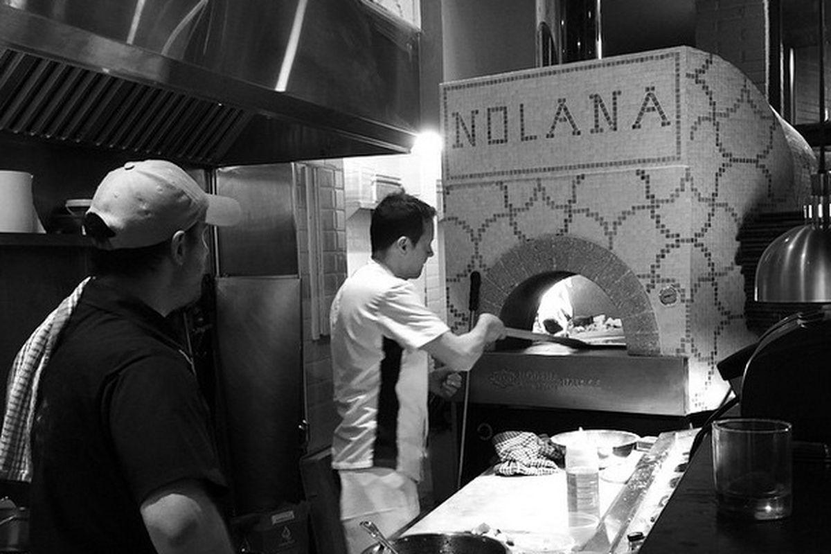 McGill restaurant row gets pizza