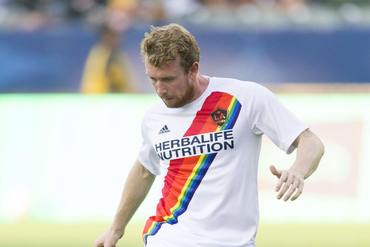 MLS: Sporting KC at Los Angeles Galaxy