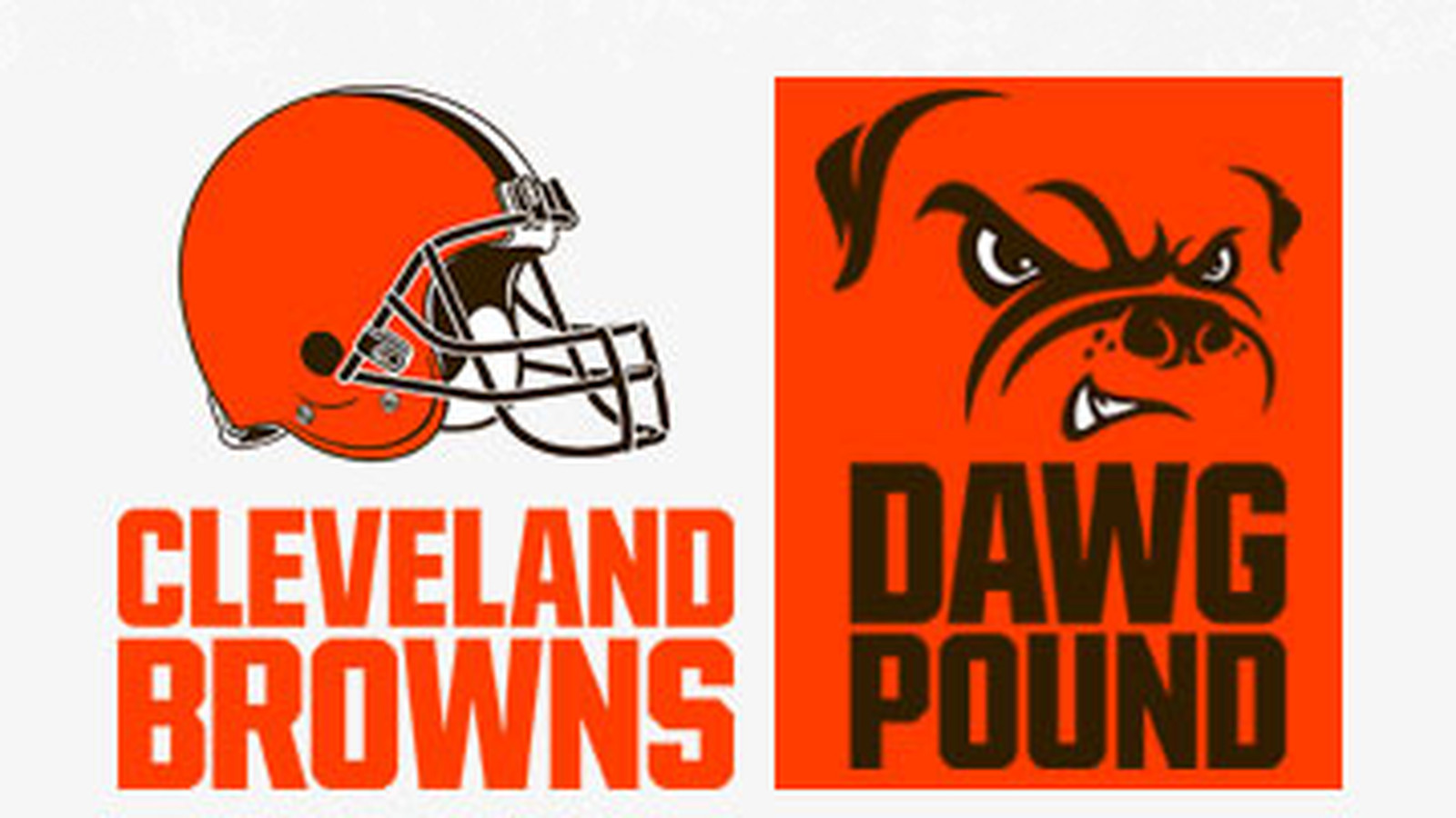 The Browns have a new logo that looks like the old logo ...