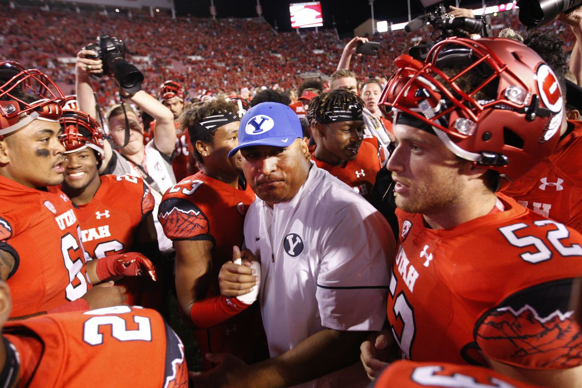 Cougs on Cougs: Previewing the Holy War—Will BYU Football ...