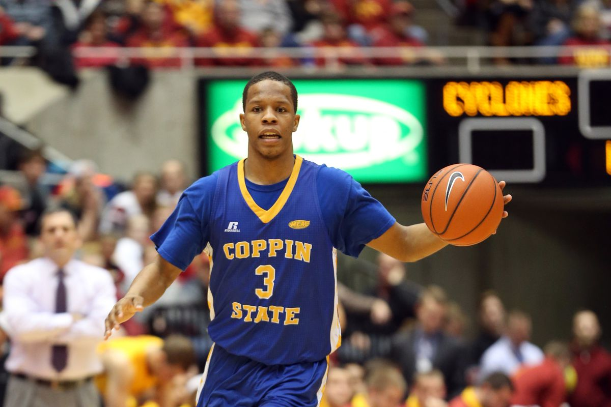 NCAA Basketball: Coppin State at Iowa State