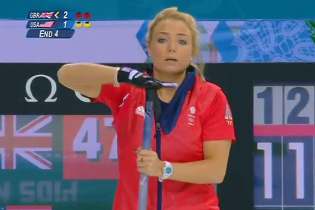 bbc curling screenshot