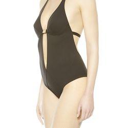 """La Perla one-piece swimsuit, $100 (was $614) via <a href=""""http://www.laperla.com/"""">La Perla</a>"""