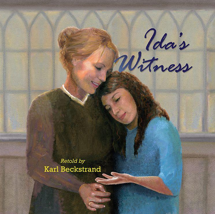 """Ida's Witness"" is by Karl Beckstrand."