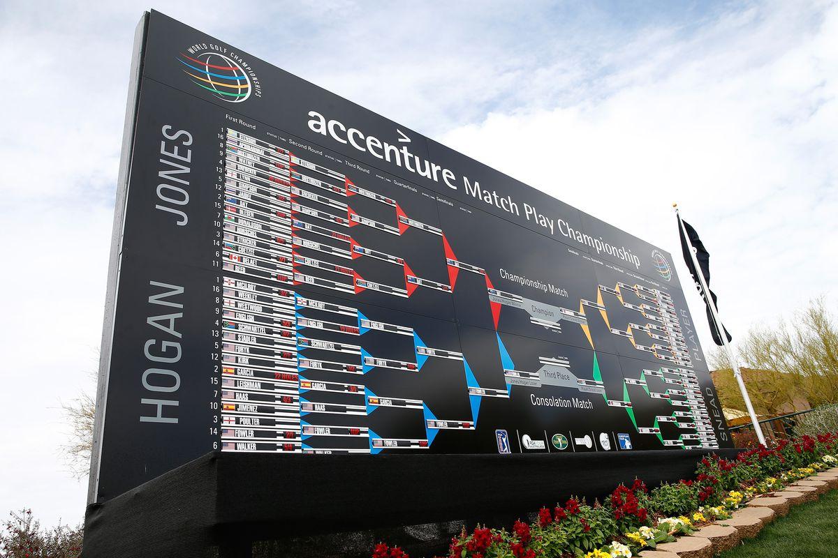 World Golf Championships-Accenture Match Play Championship - Final Round