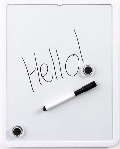 dry erase board for home office