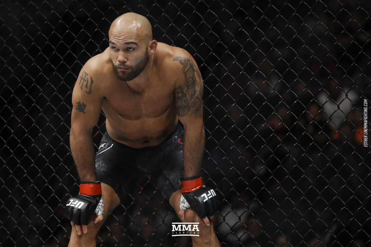 After 'tedious' rehab, Robbie Lawler is ready to be