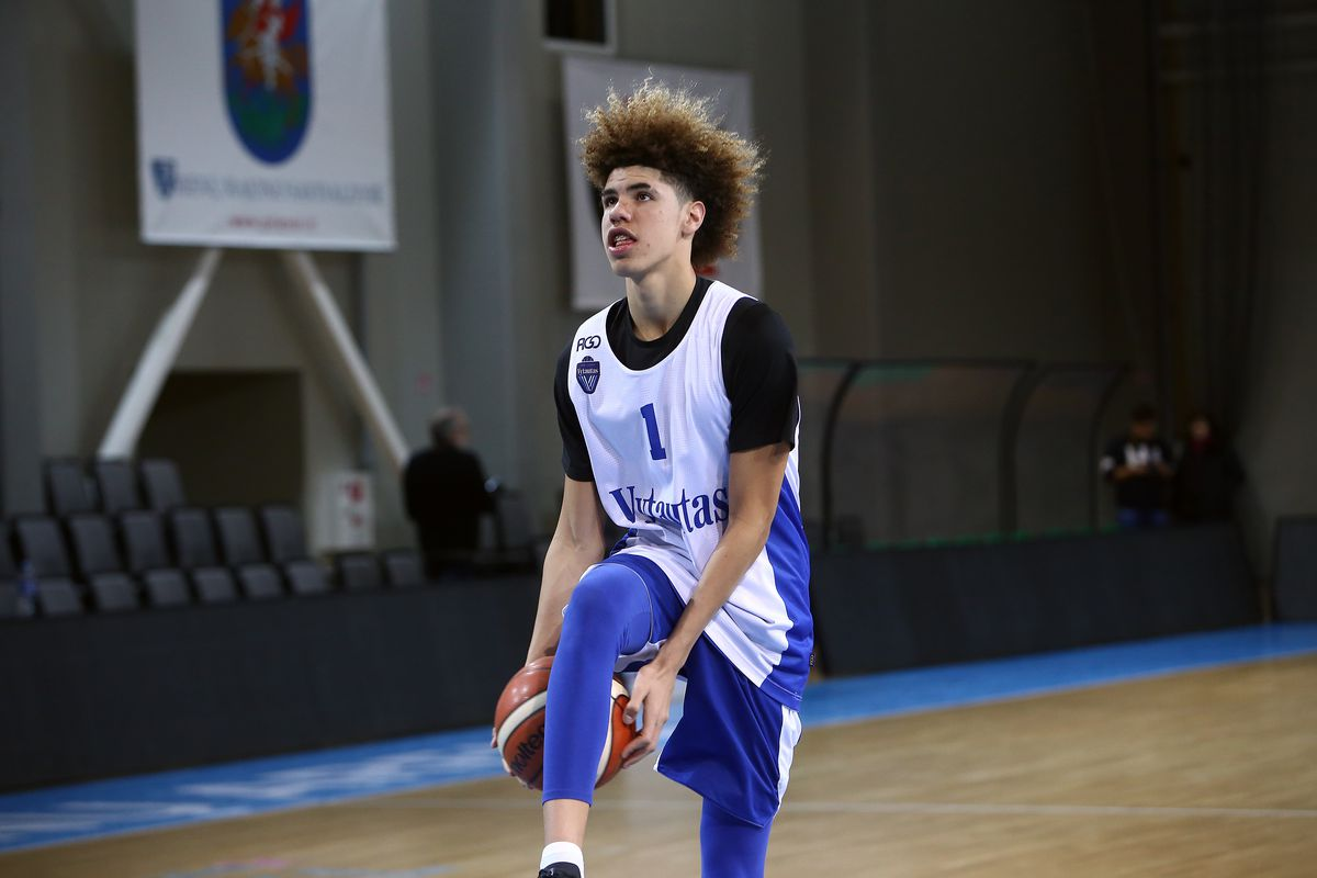 3ed1d8a331ae How to watch LaMelo Ball and LiAngelo Ball play Big Baller Brand Challenge  Games in Lithuania
