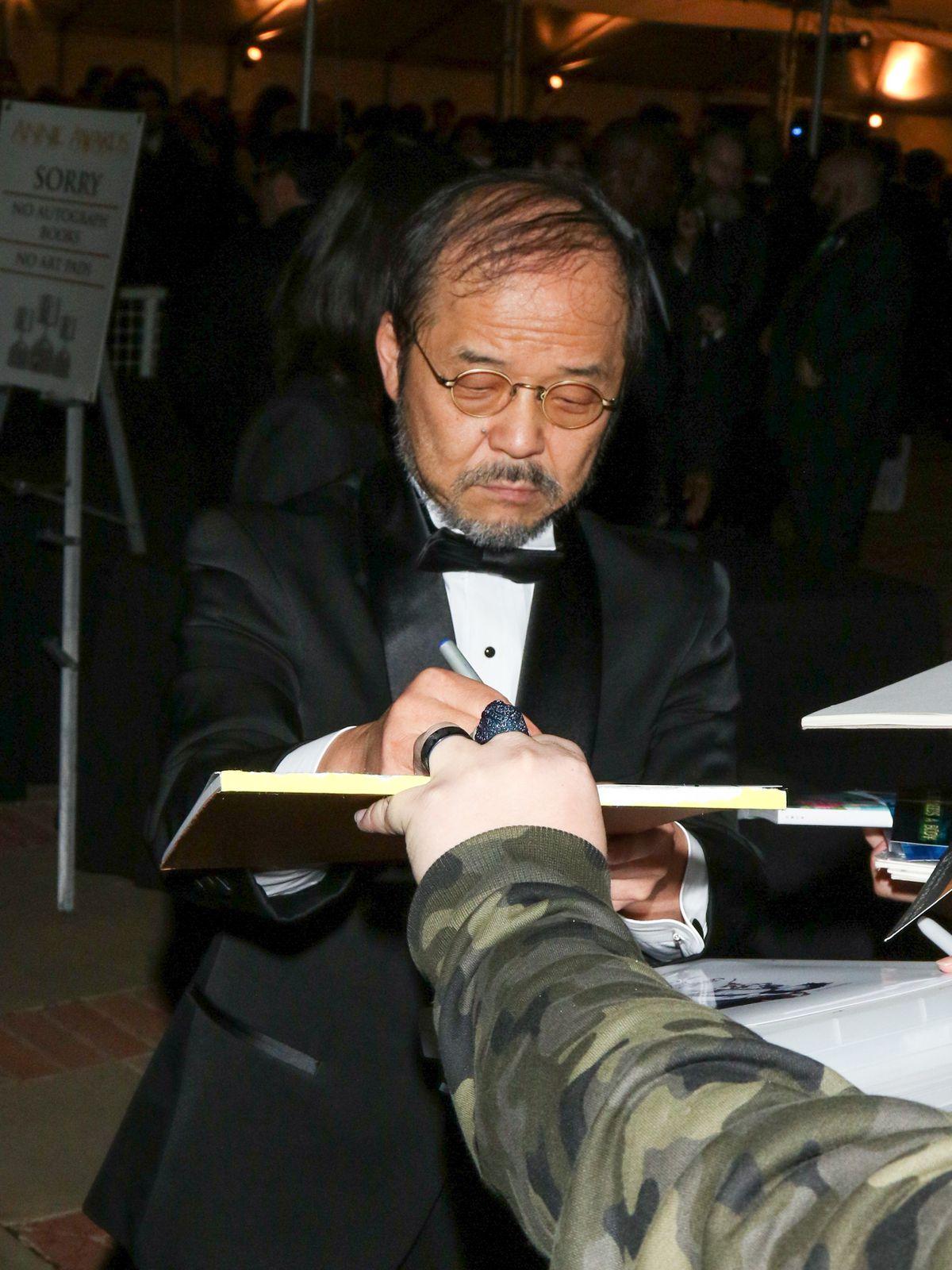 Mamoru Oshii (GettyImages)