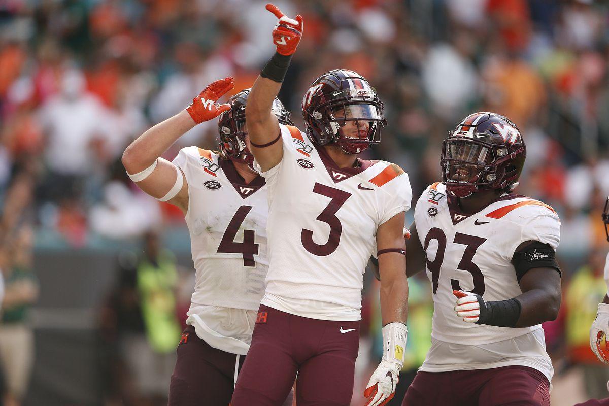 Virginia Tech Christmas Break 2020 BREAKING: Virginia Tech cornerback Caleb Farley opts out of 2020