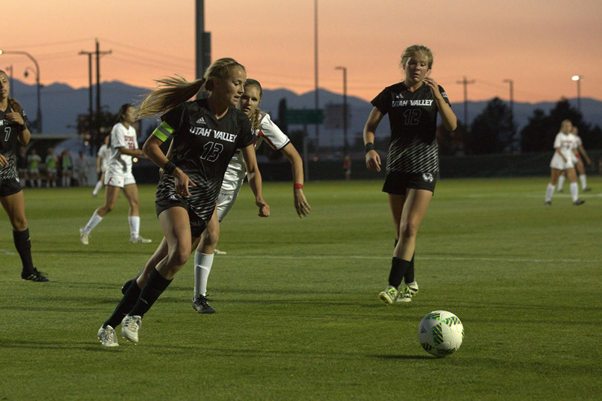 womens non conference soccer action - 1200×628