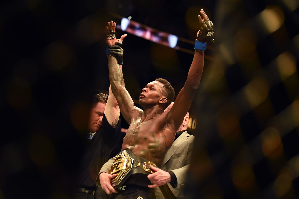 ESPY Awards introduces 'Best MMA Fighter' category for 2019