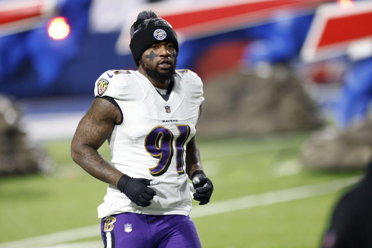 Divisional Round - Baltimore Ravens v Buffalo Bills