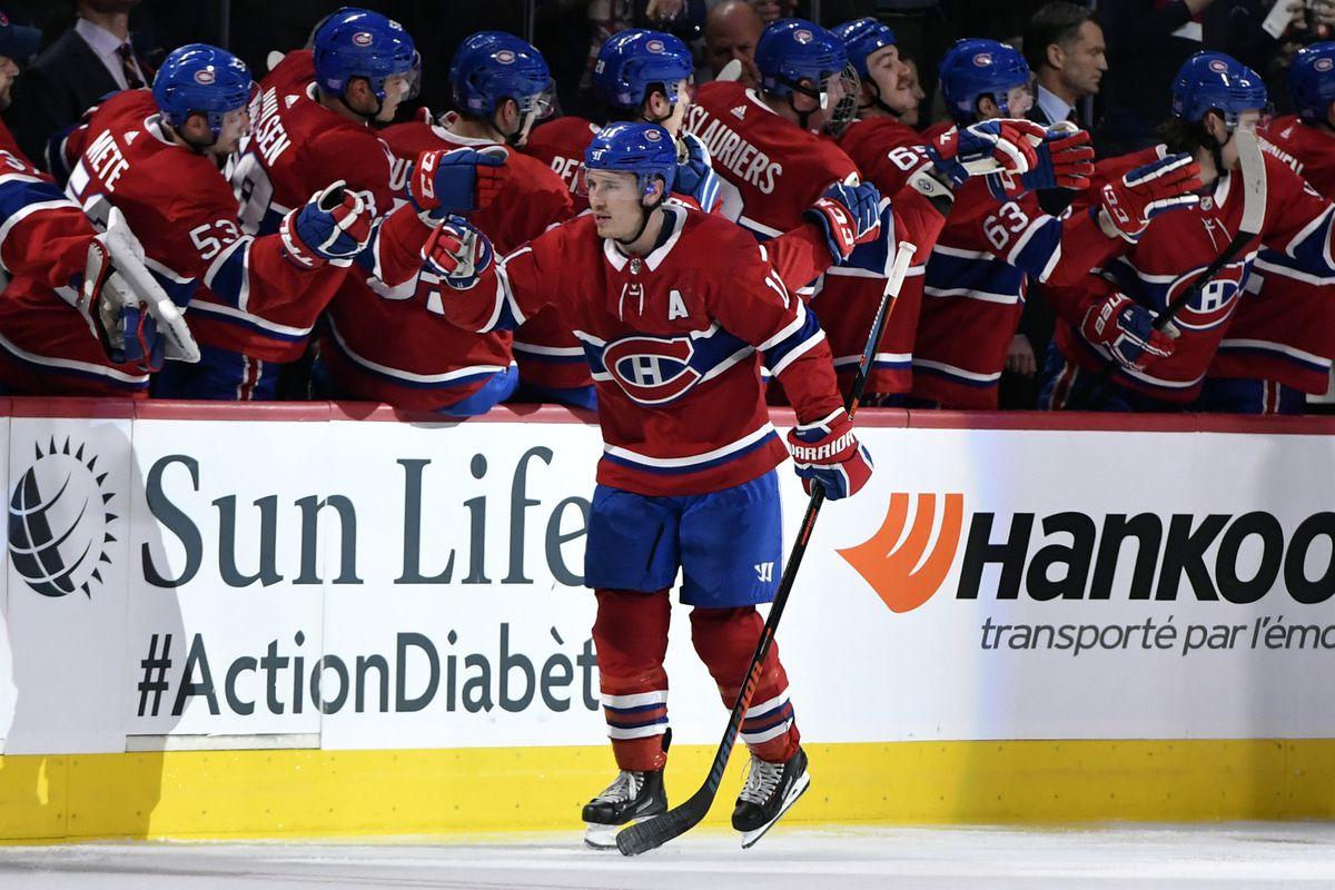 Capitals vs. Canadiens Recap  Washington Wastes One - Japers  Rink beb1180925d7