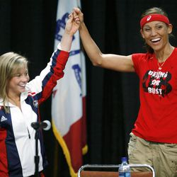 Olympic hurdler Lolo Jones says she's a virgin, and Tim ...